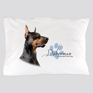 Doberman Pillow Case